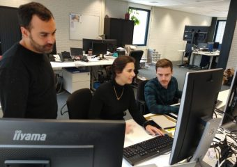 Future Connections: Erasmus + en Holanda